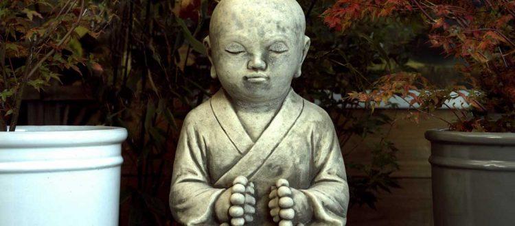 Schlagfertigkeit – Teil 3: Augenkontakt mit Buddha