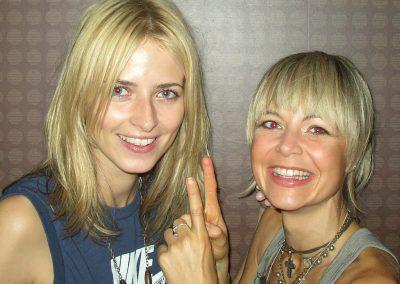 Sabine Altena und Eva Padberg