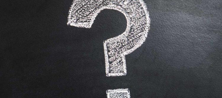 Schlagfertigkeit Teil 5: Ich hätte da mal eine Frage