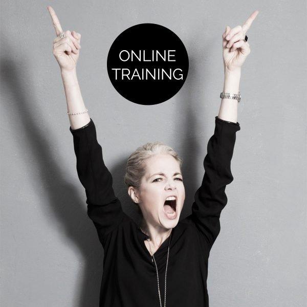 Online-Präsenations-Training mit Sabine Altena
