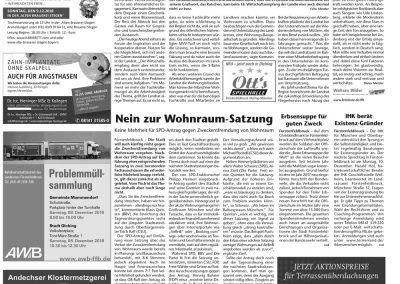 Business Trainerin Sabine Altena in der Presse